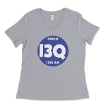 WBQW 13Q AM Women's V-Neck T-Shirt
