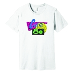 Cafe 80's Super-Soft T-Shirt
