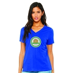 The Thirsty Camel Women's V-Neck T-Shirt
