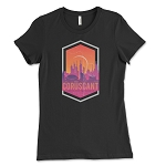 Coruscant Women's Crew Neck T-Shirt