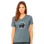 Jeep 99 Problems Women's V-Neck T-Shirt