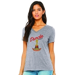 Dundie Awards Women's V-Neck T-Shirt