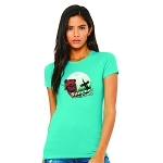 Endor Summer Camp Women's Crew Neck T-Shirt