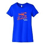 Miles Fisher's Restaurant Women's Crew Neck T-Shirt