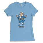 Franklin's Family Restaurant Women's Crew Neck T-Shirt
