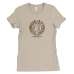 Barrels Whiskey & Rhyme Viewmont Mall Women's Crew Neck T-Shirt