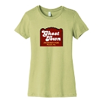 Ghost Town Park Women's Crew Neck T-Shirt