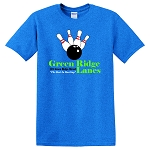Green Ridge Lanes Classic T-Shirt