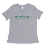 H.A. Winston & Co. Women's V-Neck T-Shirt