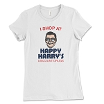 Happy Harry's Discount Drugs Women's Crew Neck T-Shirt