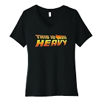 This Is Heavy Women's V-Neck T-Shirt