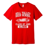 Hill Valley High School Super-Soft T-Shirt