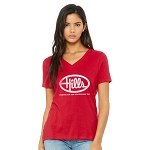 Hills Women's V-Neck T-Shirt