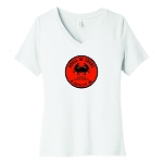 House Of Crabs Women's V-Neck T-Shirt