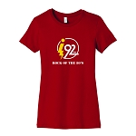 i92 Rock of The 80's Women's Crew Neck T-Shirt