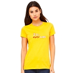 J/R's The Place For Ribs Women's Crew Neck T-Shirt