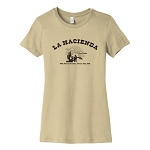 La Hacienda Women's Crew Neck T-Shirt