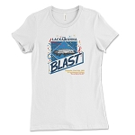 Lackawanna Blast Women's Crew Neck T-Shirt