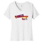Laneco Supermarkets Women's V-Neck T-Shirt