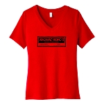 Madame Wong's Women's V-Neck T-Shirt