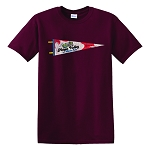 Magic Valley And Winona Falls Pennant Classic T-Shirt