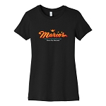 Mario's Restaurant & Cocktail Lounge Women's Crew Neck T-Shirt