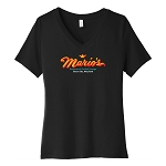Mario's Restaurant & Cocktail Lounge Women's V-Neck T-Shirt