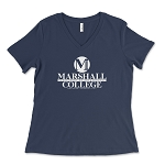 Marshall College Department Of Archaeology Women's V-Neck T-Shirt