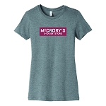 McCrory's 5 & 10 Store Women's Crew Neck T-Shirt