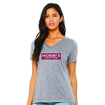 McCrory's 5 & 10 Store Women's V-Neck T-Shirt