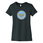 Monk's Cafe Women's Crew Neck T-Shirt