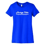 Montage Video Women's Crew Neck T-Shirt