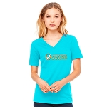 Oceana Magazine Women's V-Neck T-Shirt