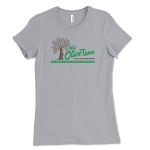 The Olive Tree Italian Restaurant Women's Crew Neck T-Shirt