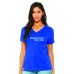 Paddock Nite Club Women's V-Neck T-Shirt