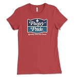 Pantry Pride Supermarkets Women's Crew Neck T-Shirt