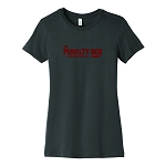 The Penalty Box Rock Club Women's Crew Neck T-Shirt