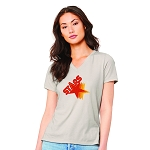 Philadelphia Stars Women's V-Neck T-Shirt
