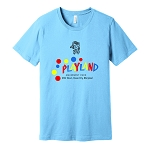 Ocean Playland Clown Super-Soft T-Shirt