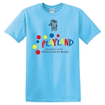 Ocean Playland Clown Classic T-Shirt