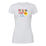 Ocean Playland Women's Crew Neck T-Shirt