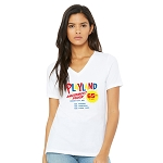 Ocean Playland Women's V-Neck T-Shirt