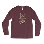 Ponderosa Steak House Long Sleeve T-Shirt
