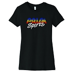 PRISM Sports Women's Crew Neck T-Shirt