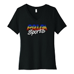 PRISM Sports Women's V-Neck T-Shirt