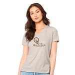 The Quarterdeck Women's V-Neck T-Shirt