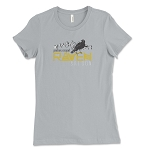 The Raven Saloon Women's Crew Neck T-Shirt