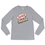 Sambo's Restaurant Scranton-Carbondale Highway Long Sleeve T-Shirt