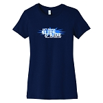 65th Street Slide & Ride Women's Crew Neck T-Shirt