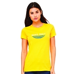 Space Port Arcade Women's Crew Neck T-Shirt